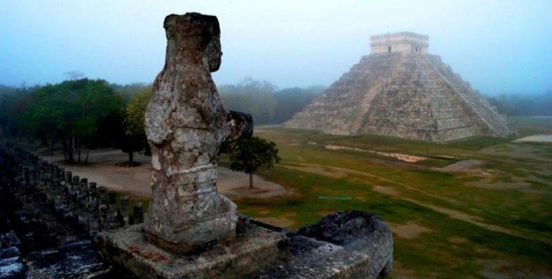 Εντοπίστηκε σε ζούγκλα της Γουατεμάλα πόλη των Μάγια