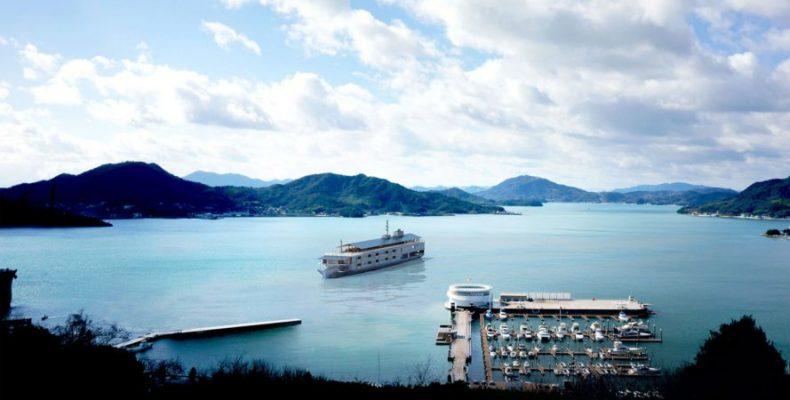 Perierga.gr - Το απίθανο πλωτό...ξενοδοχείο της Ιαπωνίας!