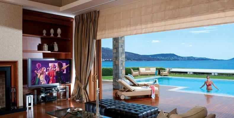 Τα πιο πολυτελή δωμάτια ξενοδοχείων- Ανάμεσά τους και ένα ελληνικό