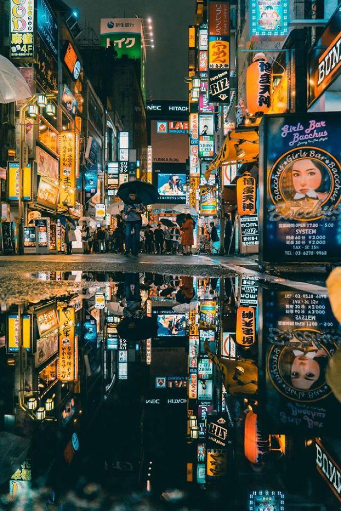 Perierga.gr - Τόκιο: Η πόλη που συνδυάζει το παραδοσιακό με το μοντέρνο