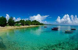 Perierga.gr - Το εξωτικό νησί Τουβαλού αντί να βυθίζεται μεγαλώνει!