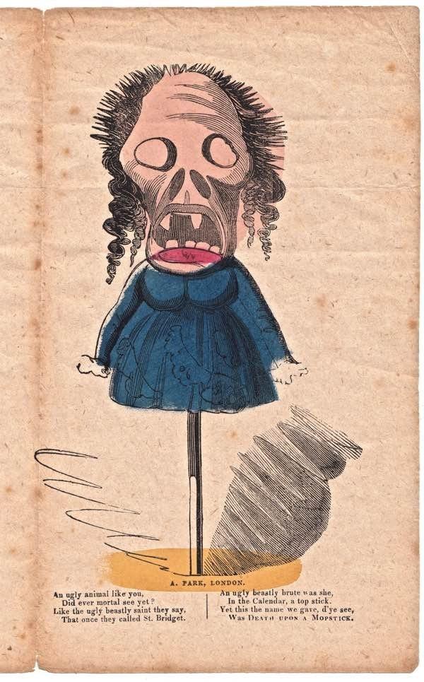 Perierga.gr - Οι κάρτες μίσους του Αγίου Βαλεντίνου στη βικτωριανή εποχή