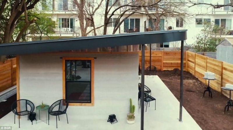 Perierga.gr - Αυτό το σπίτι μπορεί να εκτυπωθεί σε 24ώρες προσφέροντας στέγη σε όσους το έχουν ανάγκη