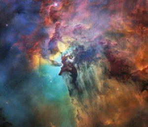 Perierga.gr - Θεαματικές εικόνες της NASA από ένα κολοσσιαίο αστρικό νεφέλωμα
