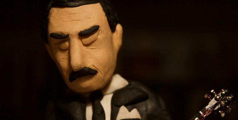 Ο Μάρκος Βαμβακάρης γίνεται animation από Ιταλό που αγάπησε το ρεμπέτικο