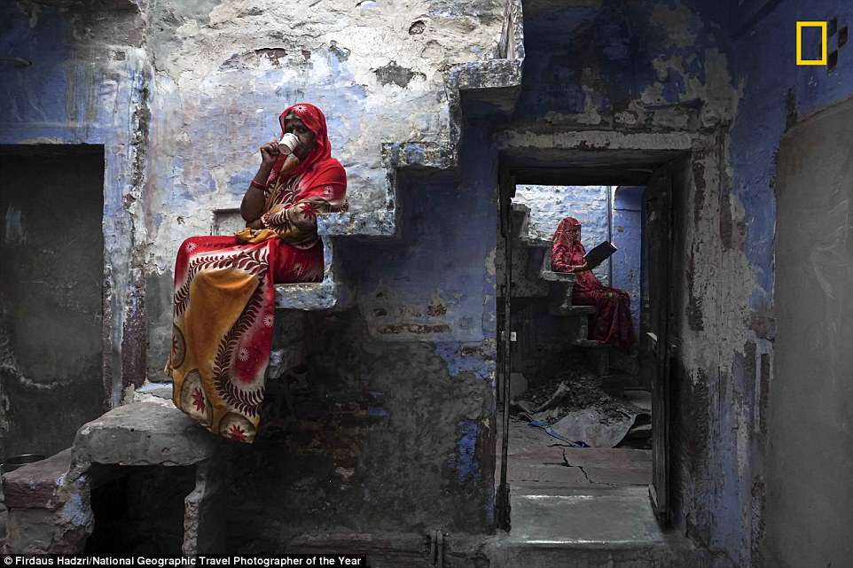 Perierga.gr - Οι πρώτες φωτογραφίες του National Geographic για το διαγωνισμό φωτογραφίας του 2018