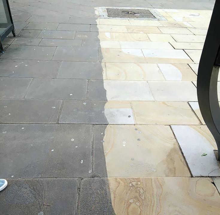 Perierga.gr - Πριν και μετά: Αντικείμενα και χώροι που καθαρίστηκαν και έγιναν... καινούριοι