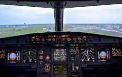 Perierga.gr - Η θέα που έχουν οι πιλότοι σε ένα timelpse βίντεο