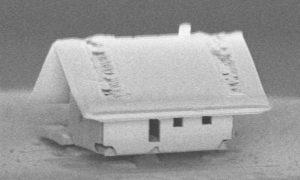 Το μικρότερο σπίτι στο κόσμο από ομάδα νανορομποτικής