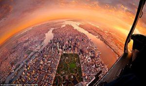 Perierga.gr - Θεαματικές αεροφωτογραφίες από διάσημες μητροπόλεις του κόσμου