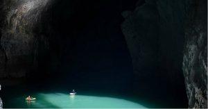 Σπηλιά που προκαλεί δέος - Χωράει 4 φορές την Πυραμίδα της Γκίζας!