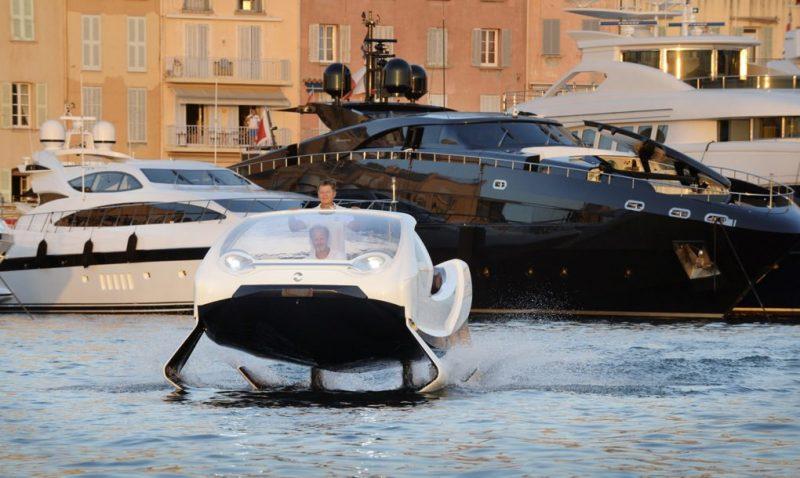 Perierga.gr - Είναι αυτό το θαλάσσιο ταξί του μέλλοντος;
