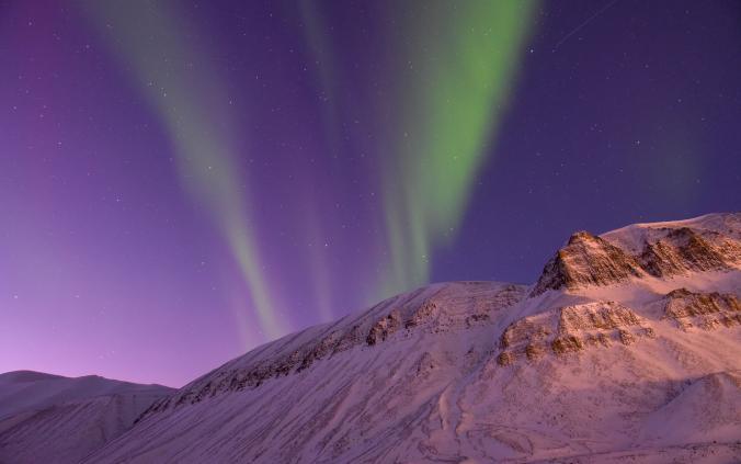 Perierga.gr - Παραμυθένιες σκηνές από ορεινά τοπία στον κόσμο