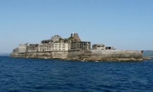 Πόλη - φάντασμα στη μέση της θάλασσας
