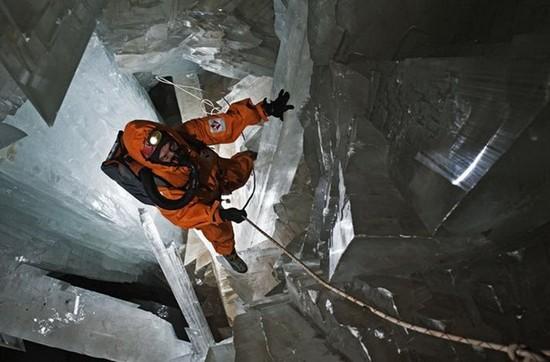 Σπηλιά κρυστάλλων