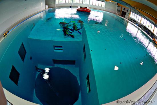 Η βαθύτερη πισίνα στον κόσμο