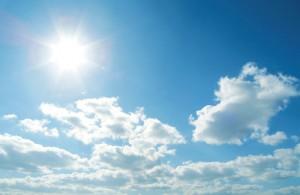 Ο ουρανός δεν είναι μπλε!