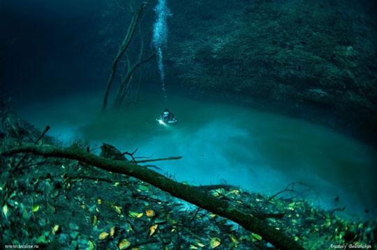 Υποθαλλάσιο ποτάμι
