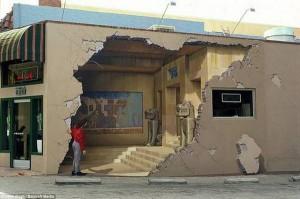 Τρισδιάστατη τέχνη αλλάζει την όψη κτηρίων