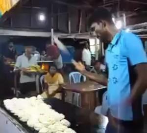 Άψογος συγχρονισμός σε κουζίνα της Ινδίας!