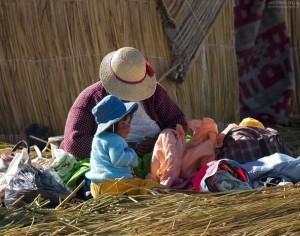 Τα ιδιόμορφα νησιά της λίμνης Τιτικάκα