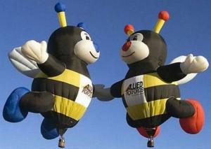 Περίεργα αερόστατα