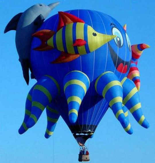 perierga.gr - Περίεργα αερόστατα