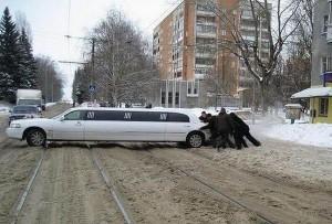 Οχήματα σε περίεργες καταστάσεις!