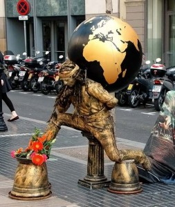 Ζωντανά αγάλματα