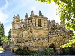 Το ιδανικό παλάτι του Ferdinand Cheval