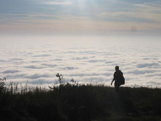 perierga.gr - Θάλασσα από σύννεφα