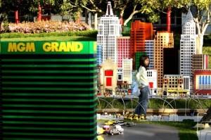 Legoland California, ένα αντίγραφο του Las Vegas!