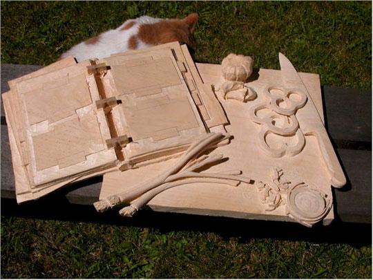perierga.gr - Απίστευτα ξύλινα έργα