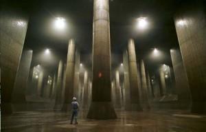 Απίστευτο υπόγειο τούνελ στην Ιαπωνία