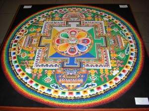 Mandala: Η ζωγραφική με άμμο, των βουδιστών μοναχών!