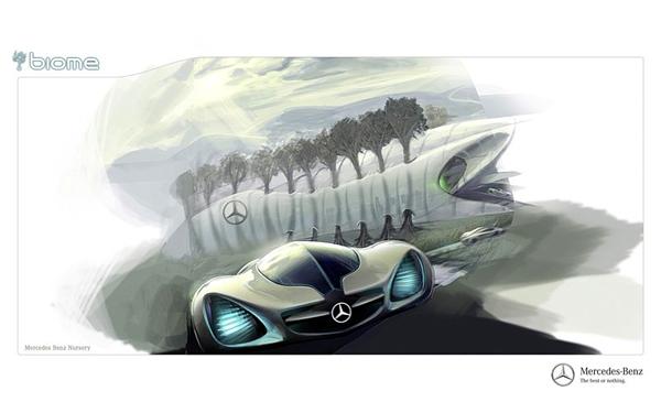 Perierga.gr - Η πρόταση της Mercedes-Benz για το μέλλον...!