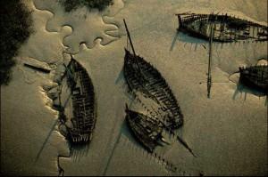 Νεκροταφείο για ψαρόβαρκες στη Γαλλία