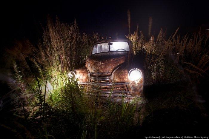 Perierga.gr - Παλιά αυτοκίνητα