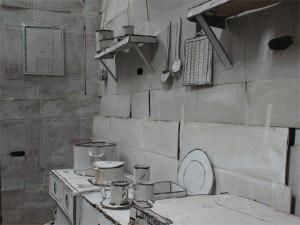 Διαμέρισμα από χαρτόνι