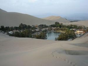 Huacachina, η όαση της Αμερικής!