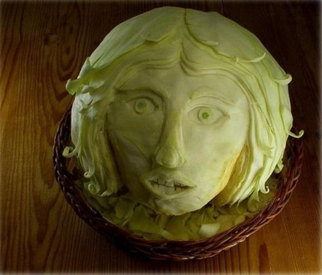 Perierga.gr - Τέχνη φαγητών