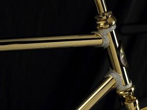Ποδήλατα από καθαρό χρυσάφι