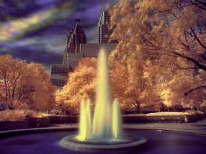 Όμορφα τοπία με... τρελά χρώματα!
