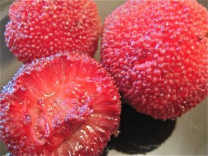 Παράξενα φρούτα