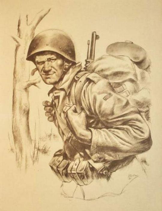 Perierga.gr - Σκίτσα του 2ου παγκόσμιου πολέμου