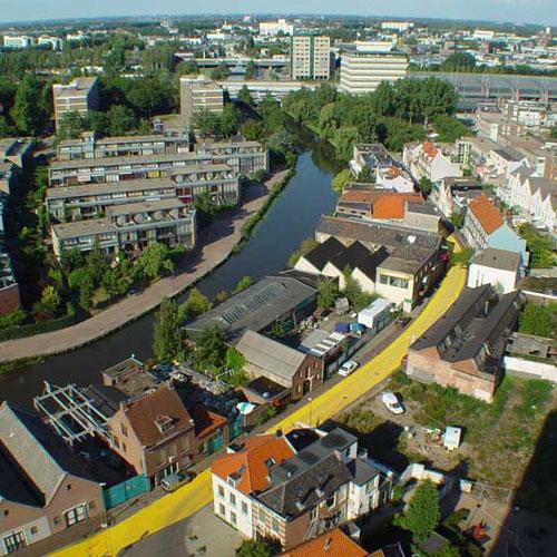 Perierga.gr - Ο χρυσός δρόμος της Ολλανδίας