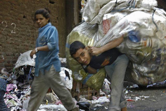 Perierga.gr - Πόλη σκουπιδιών!
