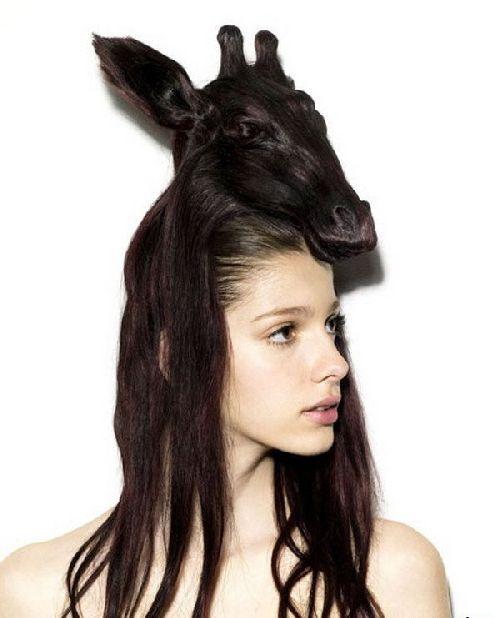 Perierga.gr - Μαλλιά με τέχνη...!