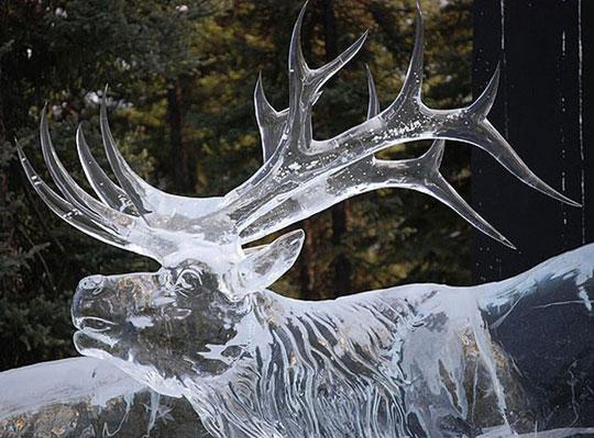 Perierga.gr - Πανέμορφα γλυπτά από πάγο