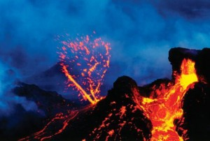 Kilauea, ένα ασυνήθιστο ηφαίστειο